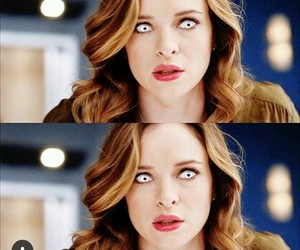 the flash, killer frost, and caitlin snow image