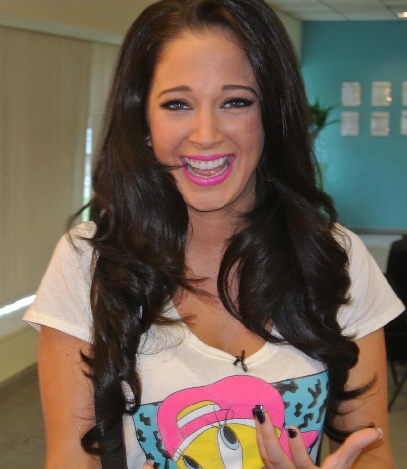 Tits Is a cute Tulisa Contostavlos naked photo 2017
