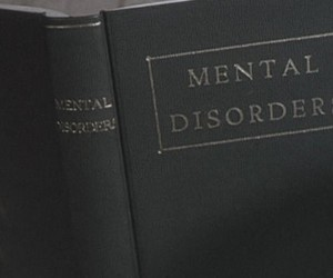 book, mental disorder, and mental image