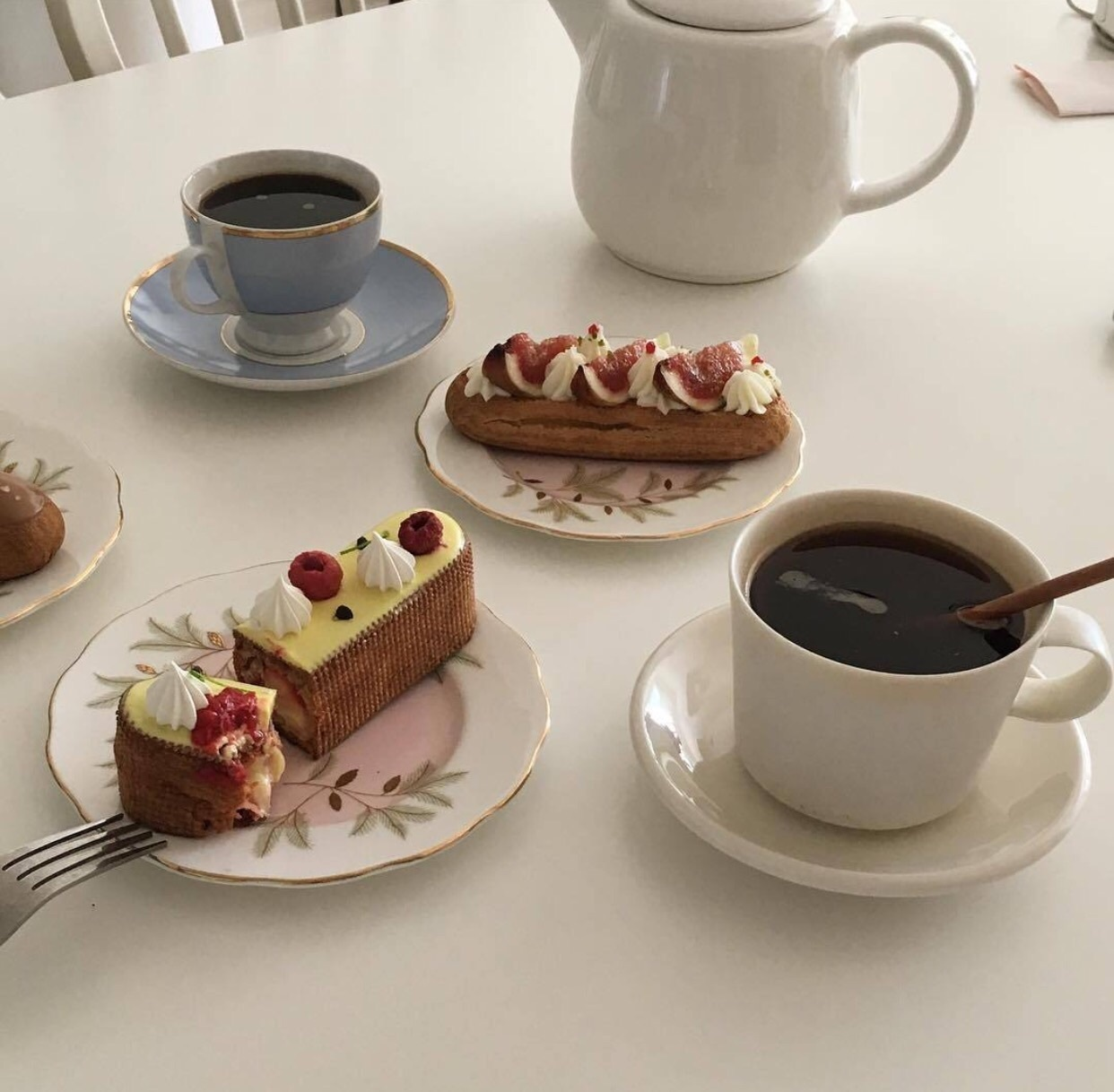 171 Images About Korean Cafe On We Heart It See More About Food Aesthetic And Pink