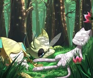 pokemon, mew, and kawaii image