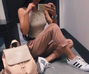 accessories, adidas, and teen image