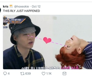 funny, ship, and bts image