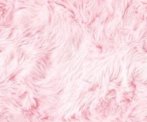 розовый, пушистик, and мех image