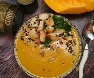 fitness, healthy eating, and pumpkins image