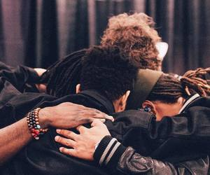 family, fam, and the weeknd image