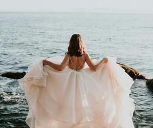 wedding dress and white dress image