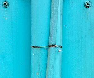 abstract photography, blue, and turquoise image
