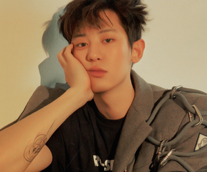 chanyeol, exo, and korean image