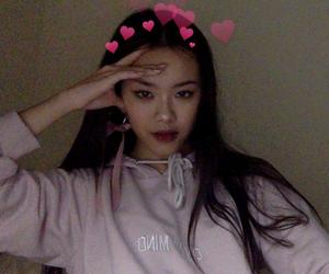 asian, girl, and ulzzang image