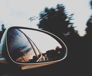 car, aesthetic, and travel image