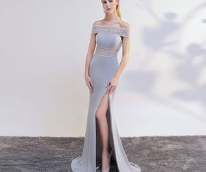 beautiful, dresses, and evening dress image