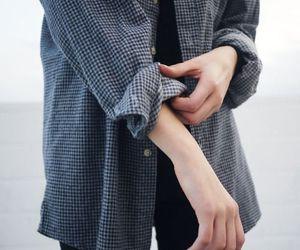 style, shirt, and grunge image