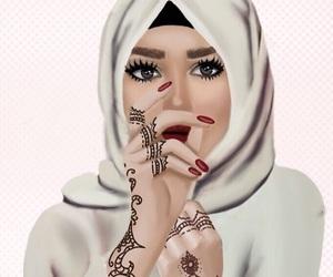 hijab and marziyeesarp image