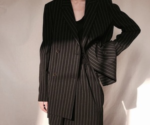 blazer, indie, and fashion image