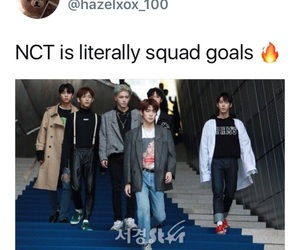 kpop meme, nct, and nct dream image