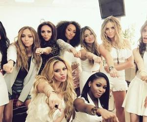 little mix, fifth harmony, and singer image