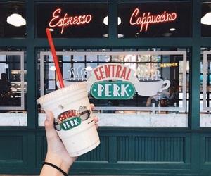 cafe, Central Park, and espresso image