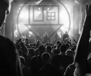 the neighbourhood, band, and black and white image