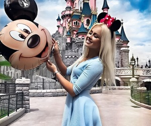 disney, girl, and style image