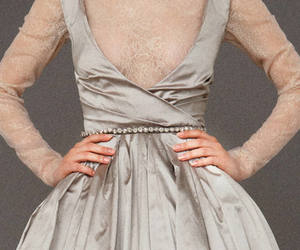 etsy, tulle dress, and vintage dress image