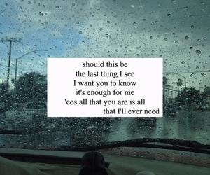 ed sheeran, Lyrics, and tenerife sea image