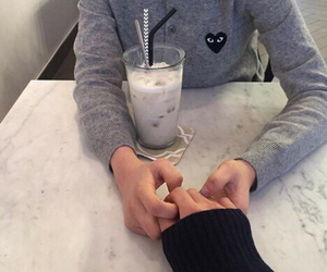 couple, aesthetic, and ulzzang image