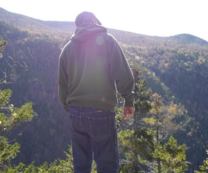 autumn, hike, and fall image