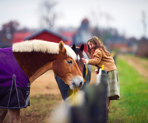 childhood, children, and country living image