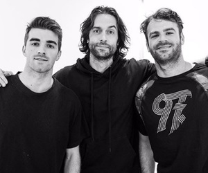 new, drew taggart, and the chainsmokers image