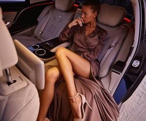 auto, car, and dress image