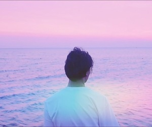 aesthetic, lonely, and pastel image