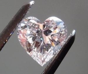 diamond, heart, and aesthetic image