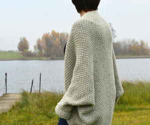 etsy, plus size sweater, and wool sweater image