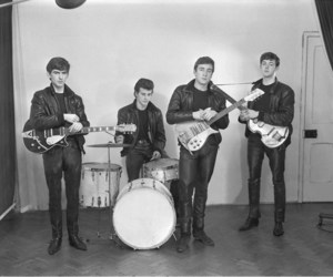 60s, icon, and band image