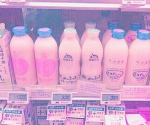 pastel, aesthetic, and milk image