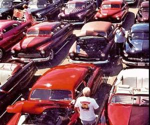 cars, classic, and hot rod image