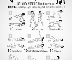 workout, catwoman, and exercise image