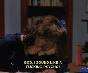 quotes, grunge, and Heathers image