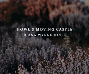 book, sophie hatter, and howl's moving castle image