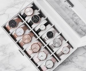 beauty, love, and watches image