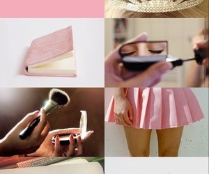 aesthetic, mean girls, and pink image