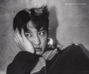 chanyeol, exo, and vogue image