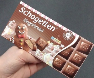 chocolate, gingerbread, and schogetten image