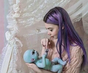 alien and tumblr image