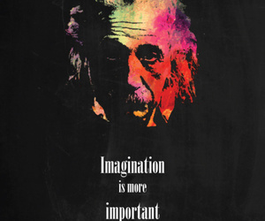 color, imagination, and eistein image