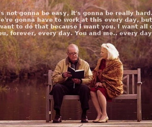 quote, couple, and cute image