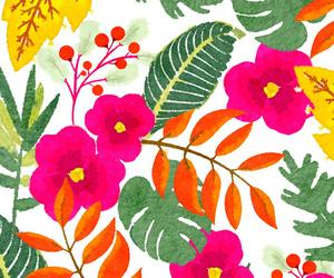 autumn, background, and botanical image