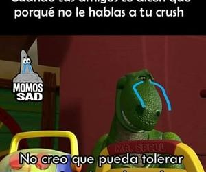 crush, memes, and pixar image