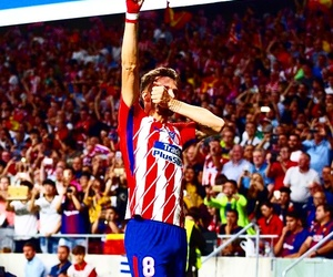 atletico madrid, atleti, and saul image